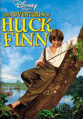 ADVENTURES OF HUCK FINN BY WOOD,ELIJAH (DVD)